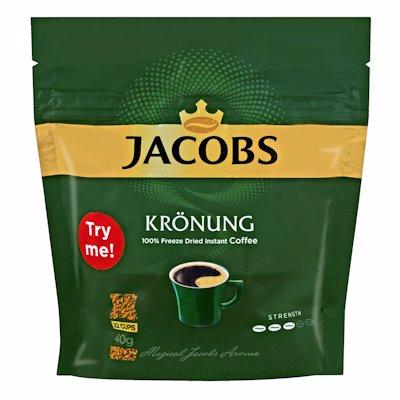 JACOBS KRONUNG ECONOMY PK 40GR