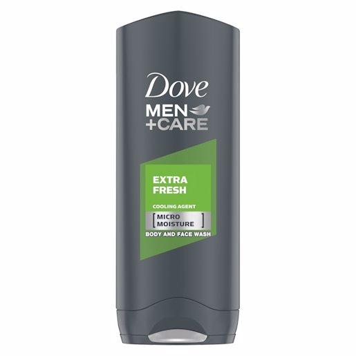 DOVE BODY WASH MEN EXT FRESH 250ML