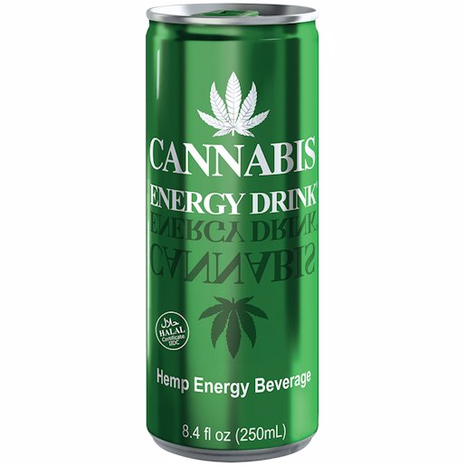 CANNABIS ENERGY HEMP ORIGINAL 250ML
