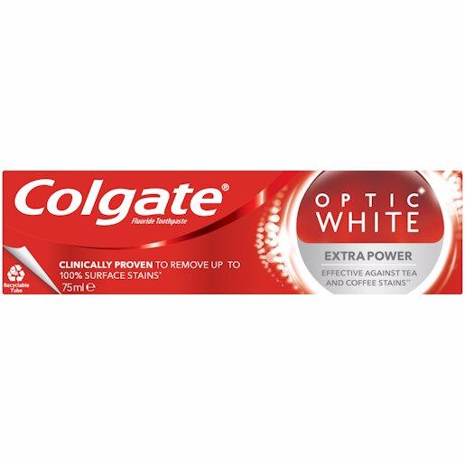 COLGATE T/P OTIC WHT PWR 75ML