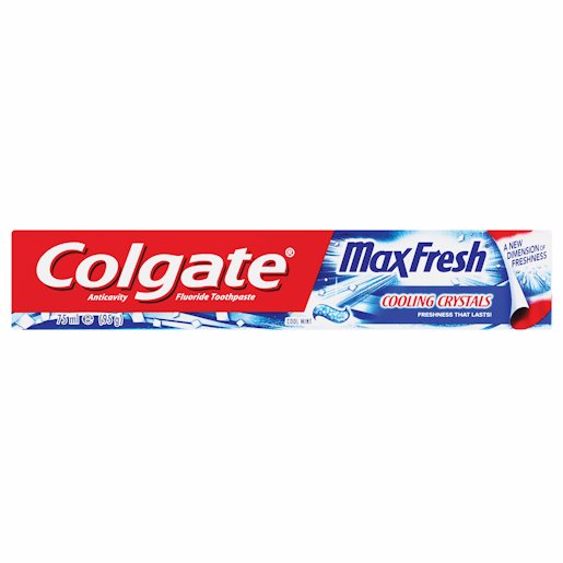 COLGATE T/PASTE MAX COOL 75ML