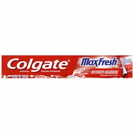 COLGATE T/PST M/FRSH SPCY 75ML