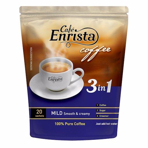 ENRISTA COFFEE MILD 20'S 500G