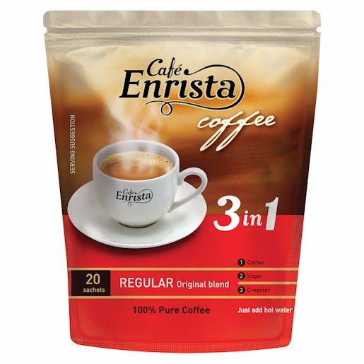 ENRISTA COFFEE 3IN1 REGULAR 500GR