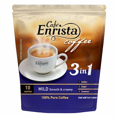 ENRISTA COFFEE MILD 10'S