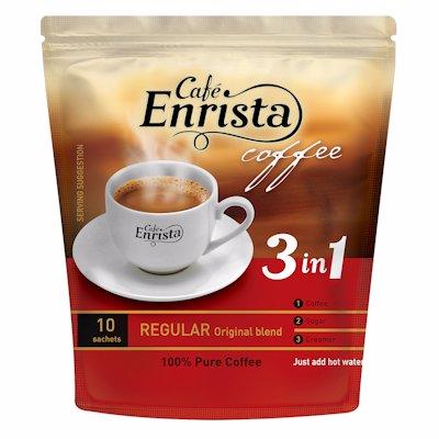 ENRISTA COFFEE REGULAR 10'S