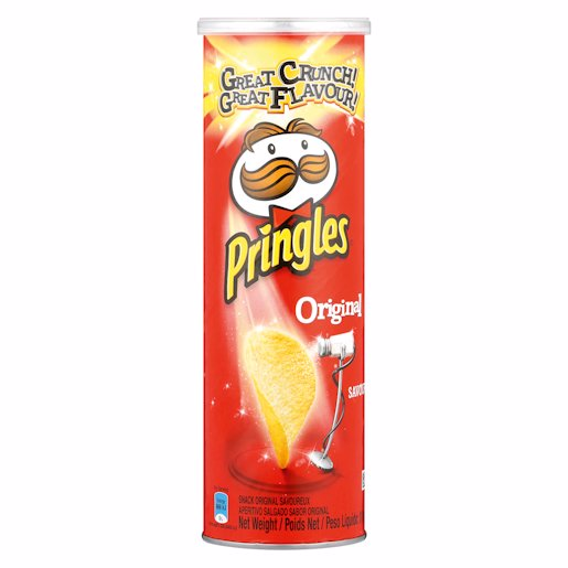PRINGLES POTATO ORIGINAL 110GR