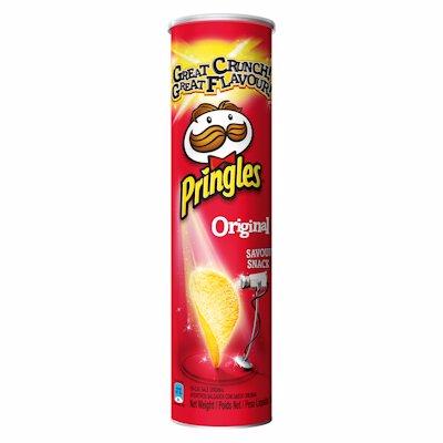 PRINGLES ORIGINAL 150GR