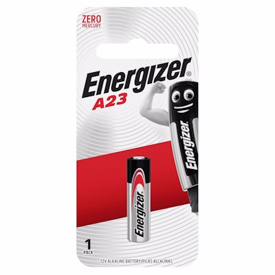 ENERGIZER REMOTE A23 BATTERY 1'S