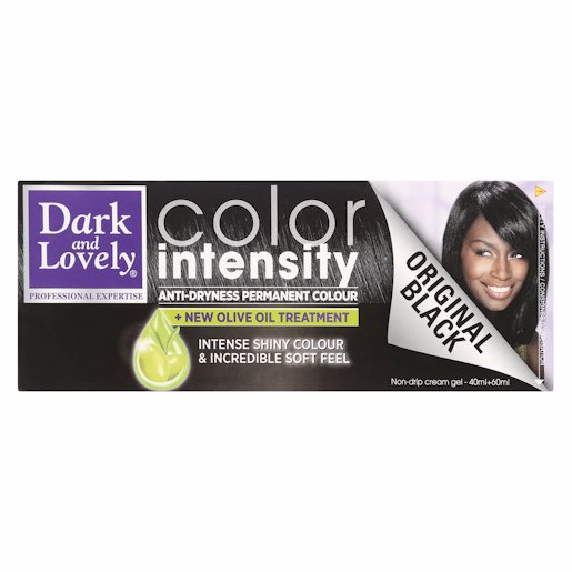 D&L COL/INT ORIG BLACK 1 100ML