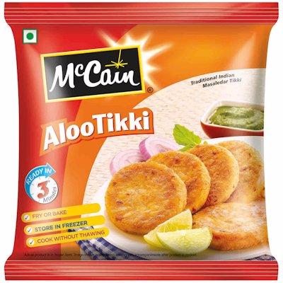 MCCAIN ALOO TIKKI 400G