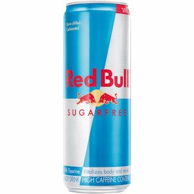 RED BULL ENERGY DRINK SUGAR FREE 355ML