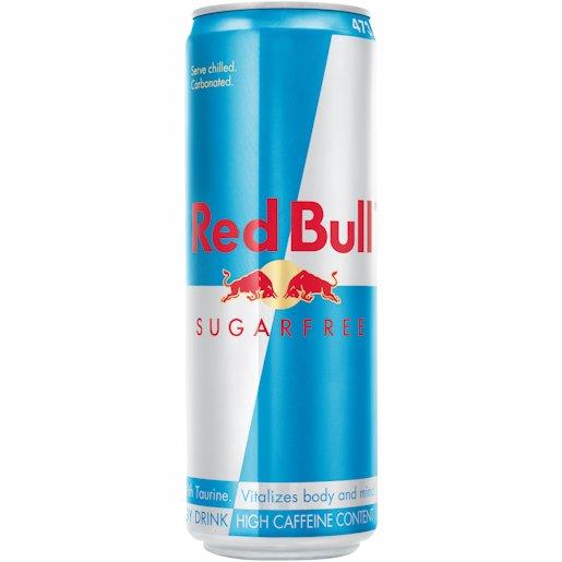 RED BULL ENERGY DRINK S/F 473ML