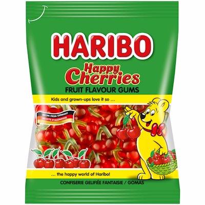 HARIBO HAPPY CHERRIES 80GR