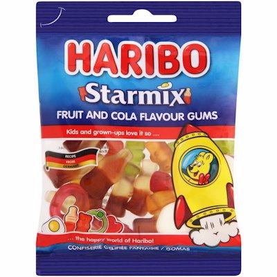 HARIBO STARMIX JELLIES 80G