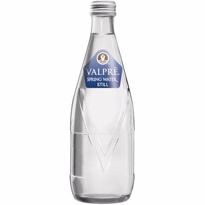 VALPRE SPRING WATER STILL GLASS BOTTLE 350ML