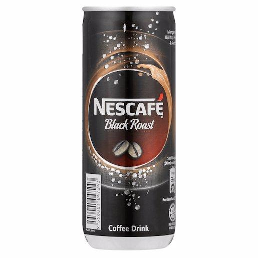 NESCAFE I/COFF BLACK RST 240ML