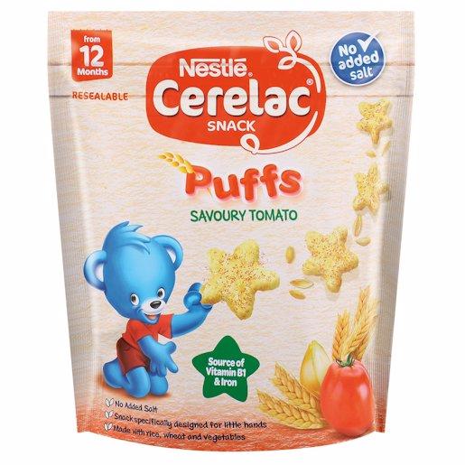 CERELAC PUFFS TOMATO 50GR
